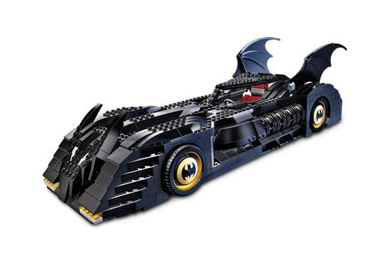 Number 7784 Year: 2006 Part 1045  Name The Batmobile Ultimate Collectors' Edition - UCS