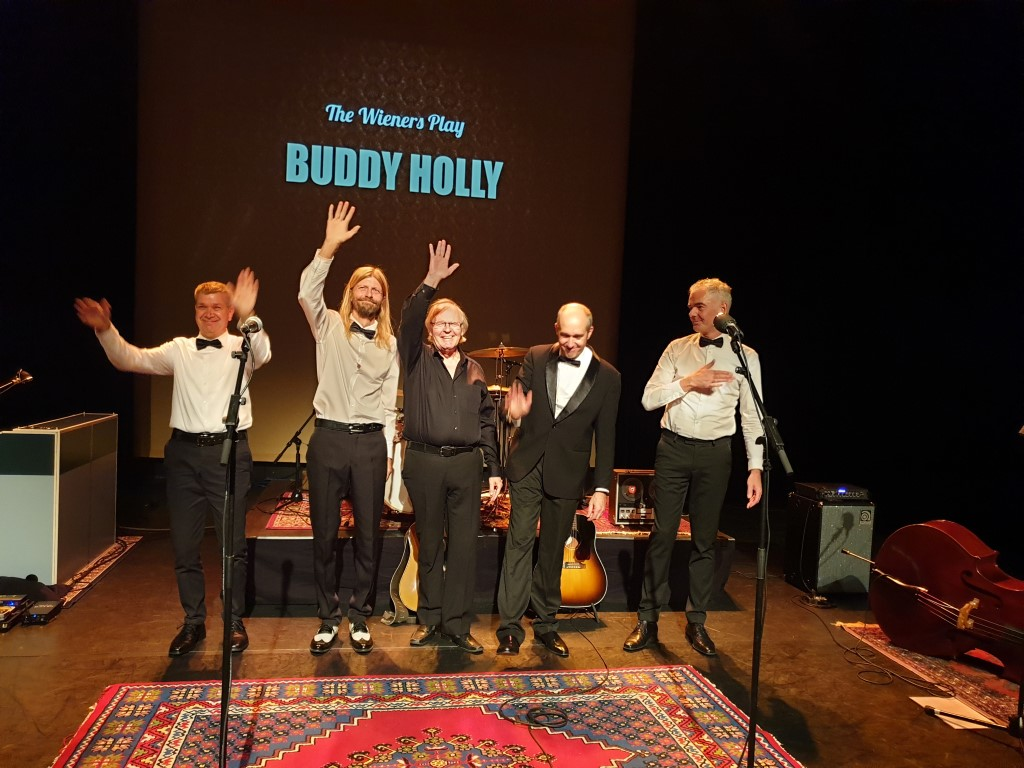Buddy Holly 21-9-2019 De Kring Roosendaal