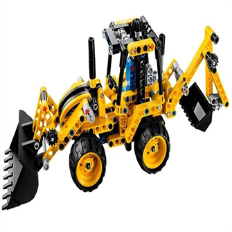 Number 42004 Year: 2013 Part 0246  Name Mini Backhoe Loader