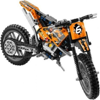 Number 42007 Year: 2013 Part 0253  Name Moto Cross Bike