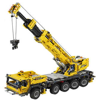 Number 42009 Year: 2013 Part 2606  Name Mobile Crane Mk II